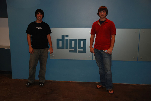 Digg HQ SF