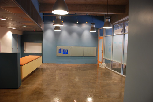 Digg HQ SF