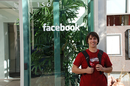 Facebook HQ Palo Alto