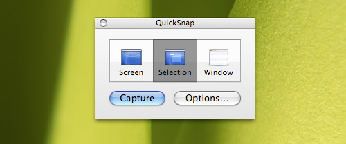 QuickSnap for OS X