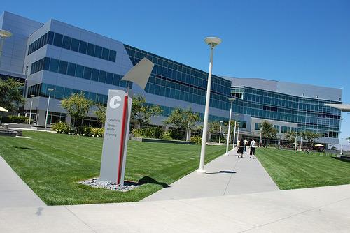 Yahoo HQ Sunnyvale