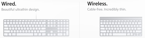 Apple Updates Keyboard