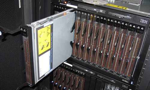 IBM Blade Server