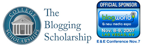 Blogging Scholarship