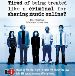 EFF RIAA Poster