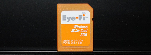 Eye-Fi Wireless SD Card