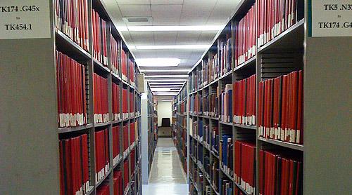 Georgia Tech Library - 6th Floor East