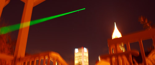 Wicked Lasers Elite Series Laser Outdoor Night picture