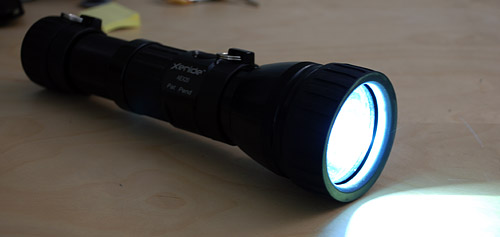 AE Xenide Flashlight
