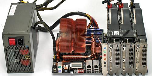 Desktop Computer - Triple SLI