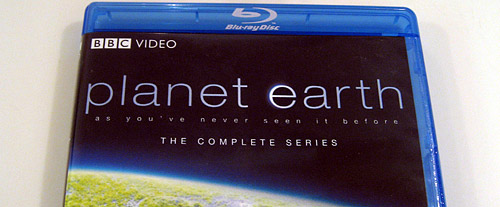 Planet Earth Series on Blu-ray