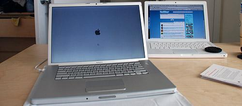 Paul Stamatiou's MacBooks