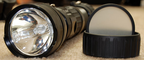AE Light Xenide HID Flashlight