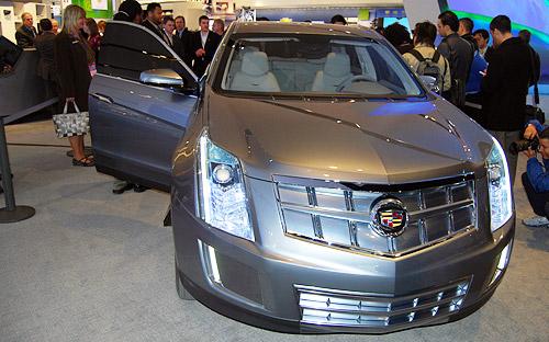 Cadillac Provoq NAIAS 2008