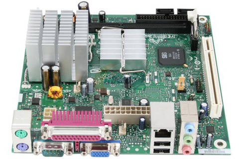 Intel mini-ITX Motherboard