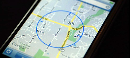 iPhone 1.1.3 Firmware - Locate Me