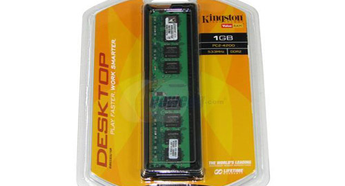Kingston 1GB ValueRAM DDR2 533