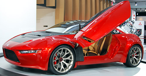 Mitsubishi Concept-RA NAIAS 2008