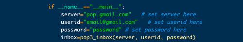 Hellanzb email script