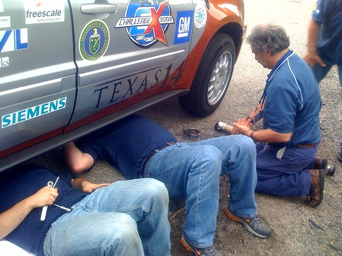 University of Texas Repairs