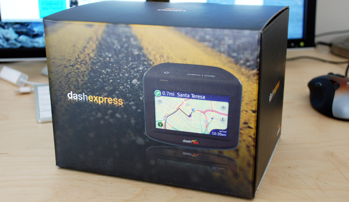 Review: Dash Express GPS — PaulStamatiou com