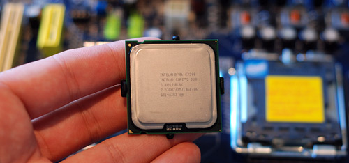 HTPC Parts: CPU