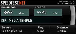 Media Temple ISP