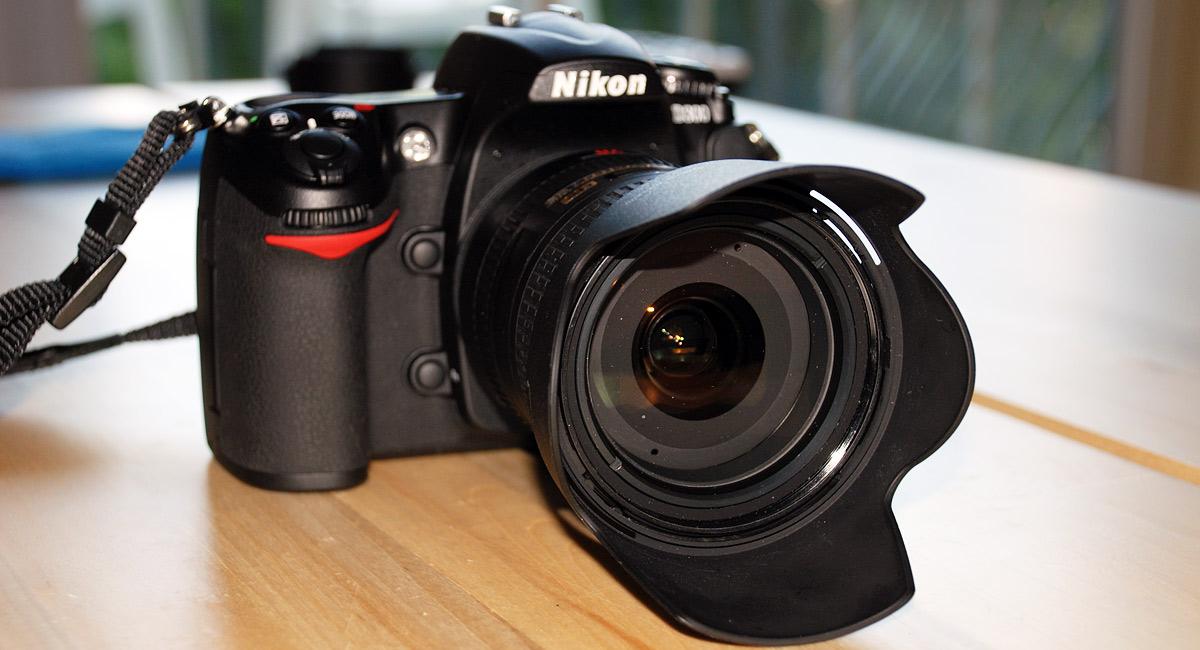 First Impressions Nikon D300 Dslr Camera