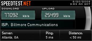 Paul Stamatiou DirecPath Bandwidth