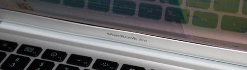 MacBook Air Screen Bezel Still Bent