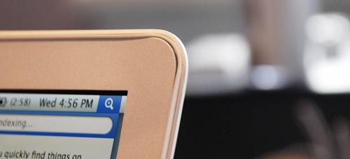 MacBook Air Bezel Sticking Out
