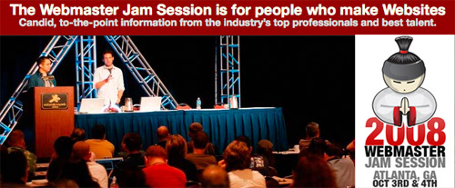 Webmaster Jam Session comes to Atlanta