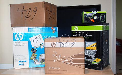 HP Freshman 15 Laptop Giveaway