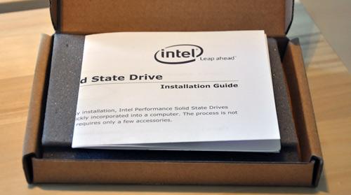 Intel X25-M 80GB Solid State Drive (SSD)