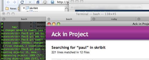 Working with Skribit code