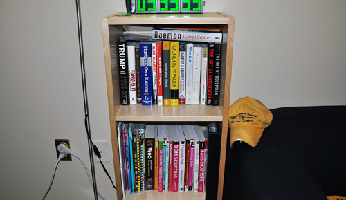 Paul's Technical Resource/etc Book Shelf