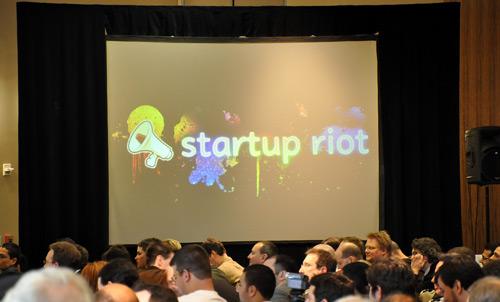 Startup Riot 2009
