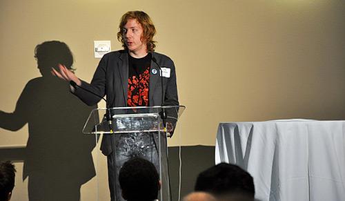 Chris Wanstrath of GitHub at Startup Riot 2009