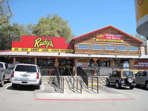 Rudy's BBQ Austin