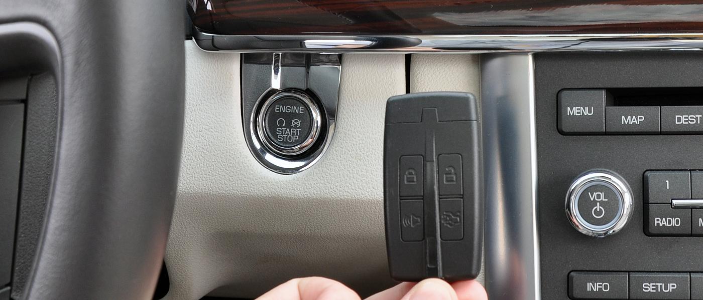 Lincoln Mks Day Keyfob Start