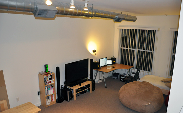 Loft Living Room/Office