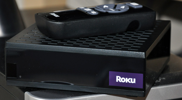 Roku Player - Front