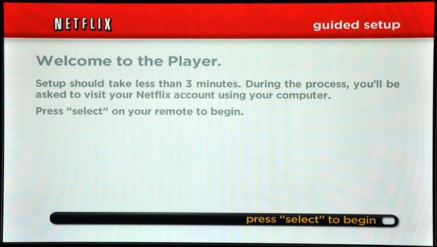 Roku Player - Netflix Getting Started