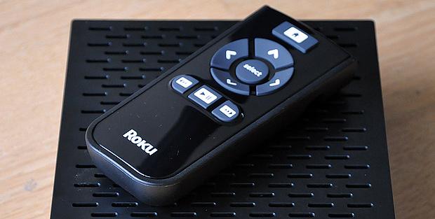 Roku Player Remote