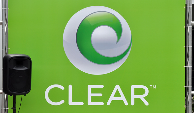 Clearwire CLEAR Logo, Atlantic Station launch