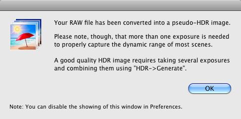 Photomatix Pro - create pseudo-HDR