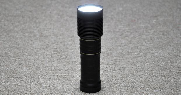 Legion II Flashlight Body