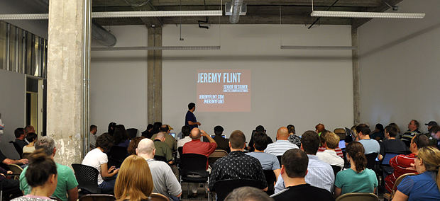 Jeremy Flint's session on Essential SEO and Analytics for WordPress