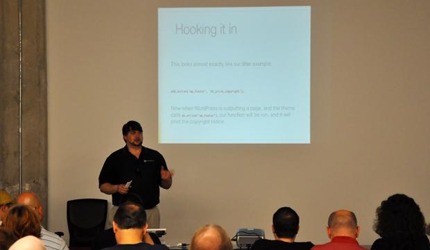 Dougal Campbell talks WordPress Plugin Programming