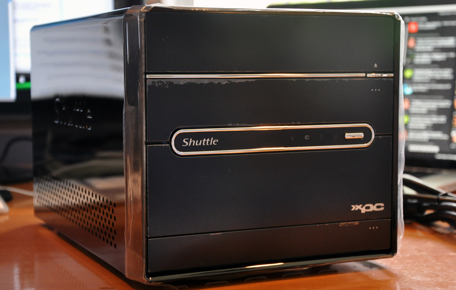 Shuttle SX58H7 PRO Drivers for PC
